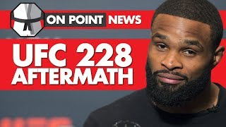 UFC 228 Aftermath, Montano Releases Statement On Title Strip, GSP Denies Drop To Lightweight