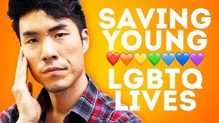 Eugene Volunteers At The Trevor Project