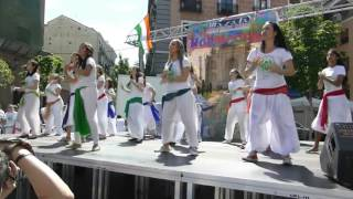 Download Holi Madrid 2016 The First International Bollywood Flashmob (Club Masala Madrid) 2 3Gp Mp4