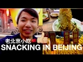 Beijing Food Adventure Part 1 | Wangfujing Street Food 王府井小吃街