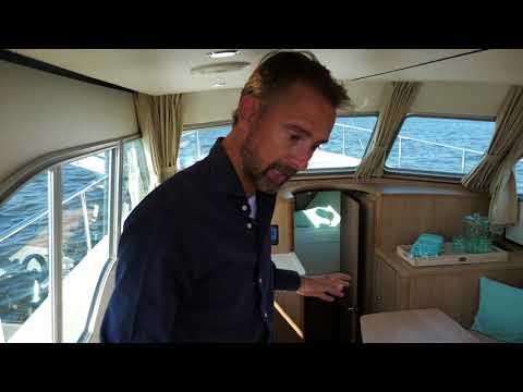 Linssen Grand Sturdy 30.0 AC 2018 - English Walkthrough