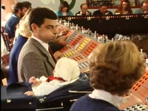 Mr Bean Mind the Baby part [2/2]