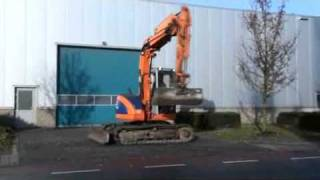 HITACHI EX75UR-3 special machinery