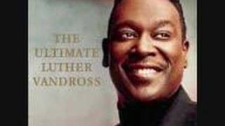 Watch Luther Vandross Think About You video