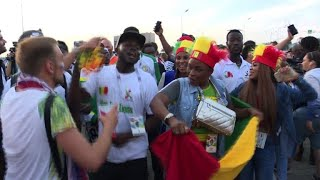 World Cup: Fans react to Senegal's 2-1 win over Poland