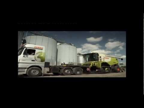 CLAAS Lexion 770 Weltrekord Produktvideo | LandtechnikTV