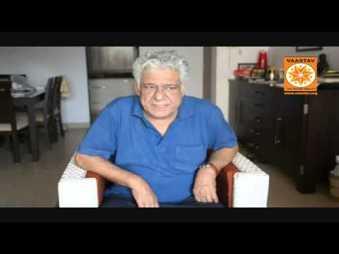 Veteran actor Om Puri's appeal on Men's Day