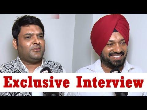 Exclusive Interview - Kapil Sharma | Gurpreet Ghuggi | Son Of Manjeet Singh thumbnail