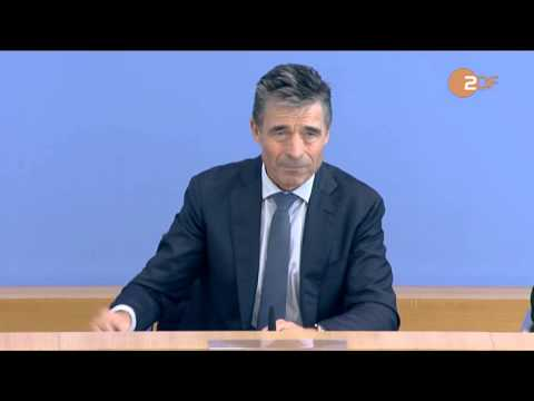 NATO: Strong Together in an Unpredictable World - NATO Secretary General at Bundespressekonferenz