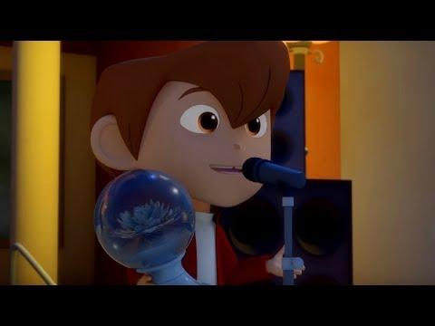 Макс Грин и инопланетяне –Домашний арест   - серия 35- Мультфильм для детей – НЛО