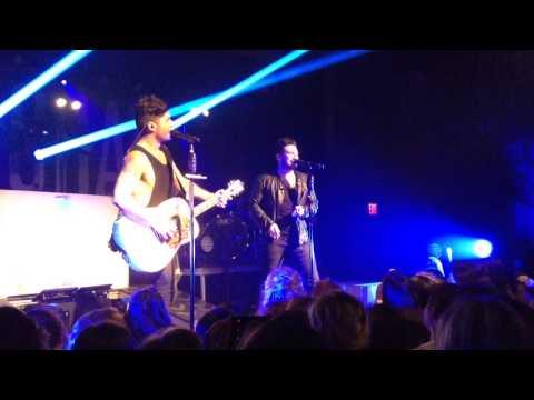 Dan + Shay - Can't Say No (Live)