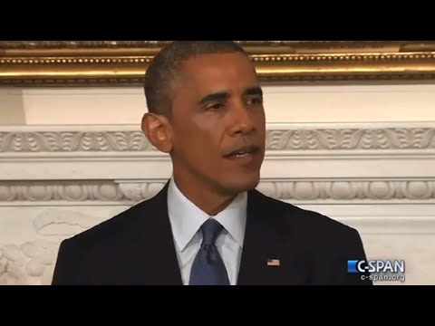 Obama Announces Targeted Airdrops Of Bombs & Food To Iraq