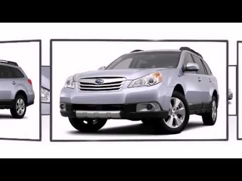 2012 Subaru Outback Video