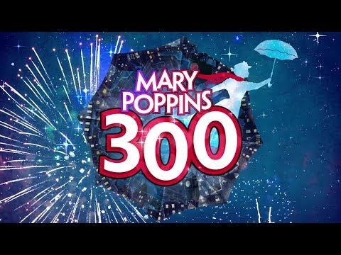 Madách Színház - 300. Mary Poppins előadás