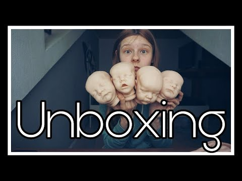 Unboxing | Riesen Bonnie Brown Paket || Reborn Baby Deutsch