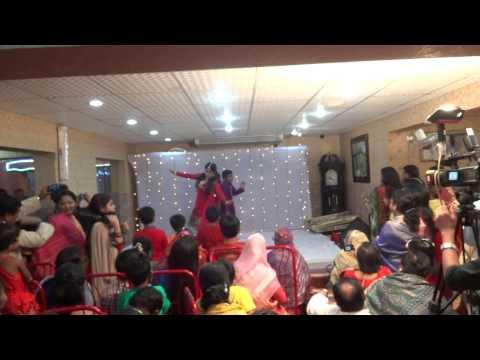 Shoma Shiplu Holud Dance - 3. O Bondhu Lal Golapi video