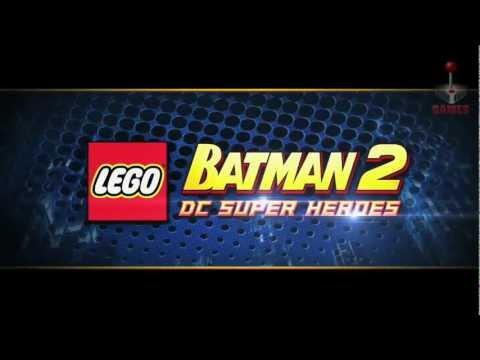 LEGO Batman 2 - Trailer Legendado