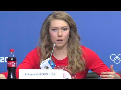 Mikaela Shiffrin lobt Maria Höfl-Riesch: