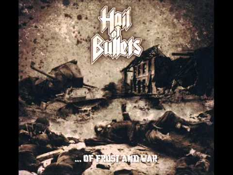 Hail Of Bullets - Inferno At The Carpathian Mountains