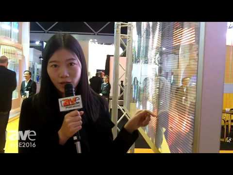 ISE 2016: ISE 2016: YIPLED Talks About LED Display Screens for Shopping Windows