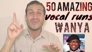 50 Amazing Male Vocal Runs - Wanya Morris Edition + My Reactions/Seizures LOL