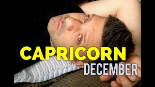 CAPRICORN December 2017 Horoscope Tarot - GOOD SIGN | Break | Finances & Love