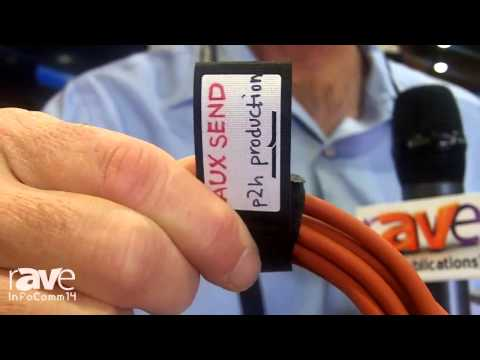 InfoComm 2014: Rip-Tie Talks About its Various Product Lines