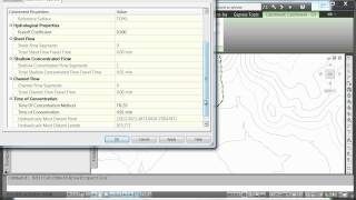 AutoCAD Civil 3D 2012 - Water Analysis