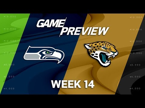 Seattle Seahawks vs. Jacksonville Jaguars | NFL Week 14 Game Preview | NFL Film Review