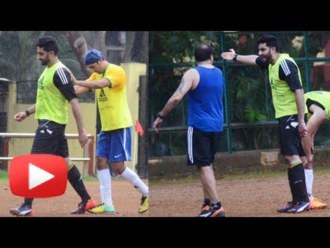 Watch: Ranbir Kapoor Stops Abhishek Bachchan From Fighting With Bunty Walia