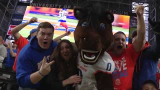 video On behalf of the VIZIO Fiesta Bowl, we would like to congratulate both the Boise State Broncos and the University of Arizona Wildcats on two very memorable s...