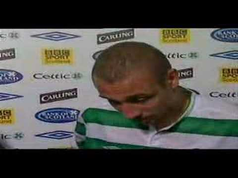Henrik Larsson - Interview
