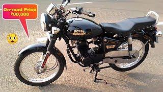 100cc Bullet Classic | Price + MILEAGE ! ! !