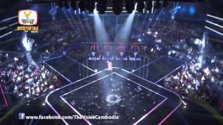 The Voice Cambodia - Final - កំដរសង្សារគេឈឺចាប់ - ឃុន វុត្ថា