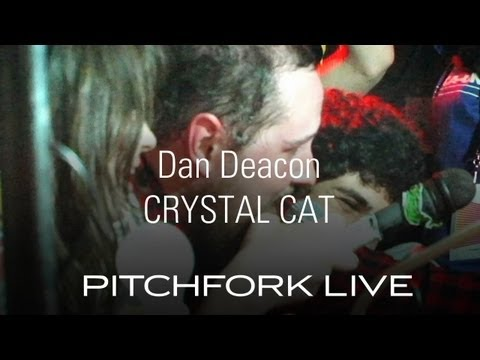 Dan Deacon - Crystal Cat - Pitchfork Live