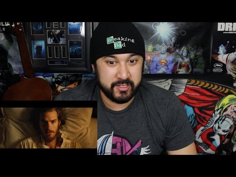 SILENCE Official TRAILER REACTION & REVIEW!!!