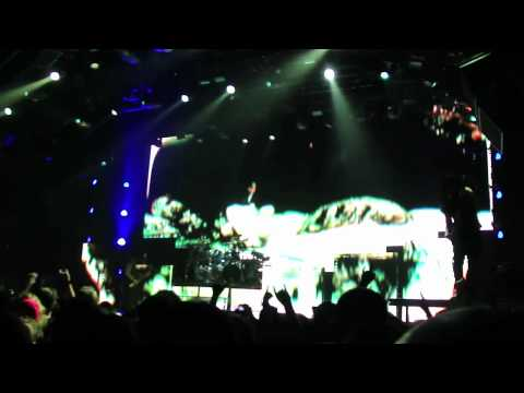 Disturbed - Down With The Sickness (live) 3-12-11 Music As A...
