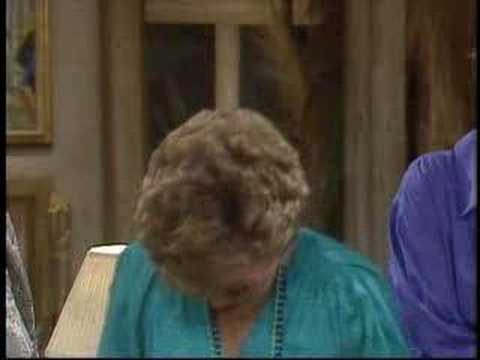 Golden Girls-A Little Romance Video