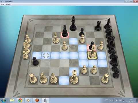 xadrez virtual para iniciante