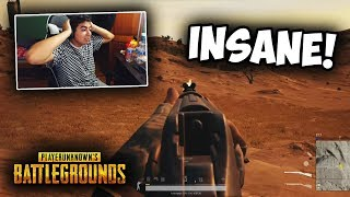 WHAT an INSANE Snipe! (REACTING to Your PUBG Xbox Game Clips)
