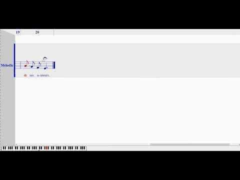 FOLKLORE FRANCAIS - Bicêtre (chanson paillarde) / Bicêtre (bawdy song) (Noteworthy Composer 2)