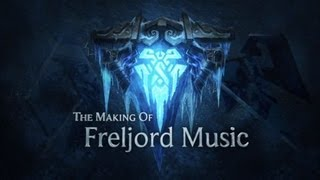 The Making of Freljord Music | League of Legends