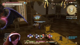 Final Fantasy XIV - SMN/BRD - Starlight Celebration 2018/ Roulette/ Maybe Suzy Farming/ Namazu BTQ