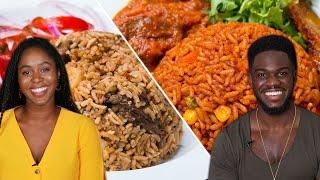 Party Rice Around Africa