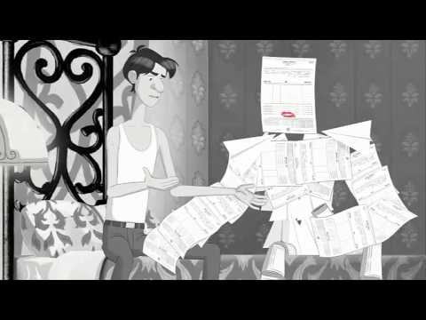 Paperman Threesome - Ita