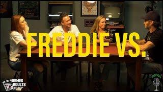 Freddie Vs. Games Adults Play | Tossed Salad