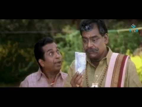 Brahmanandam & Jr. Ntr Comedy Scene - Simhadri Movie - Bhoomika Chawla, Ankita video