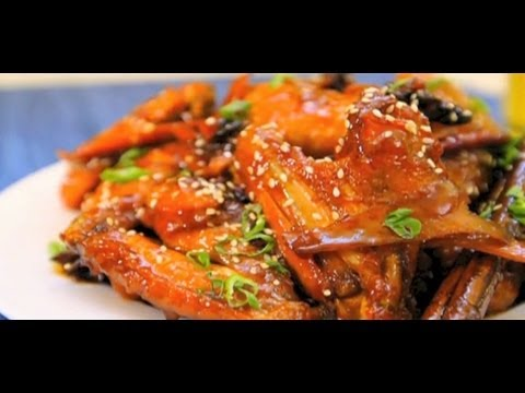 Chinese Food Chicken Wings Chinese Chicken Wings on