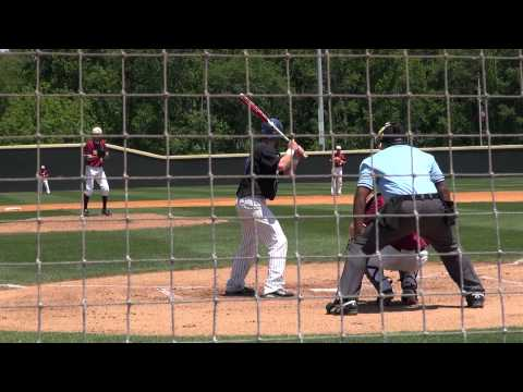 Clay Garner vs Andrew College 4-28-12
