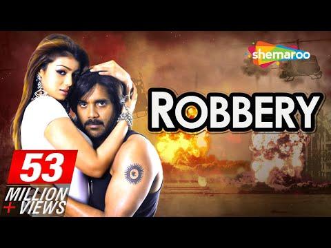 Best Hindi Dubbed Movie - Robbery {2006}(HD & Eng Subs) Nagarjuna - Ayesha Takia - Sonu Sood
